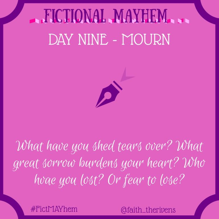 FictMAYhem Day 10