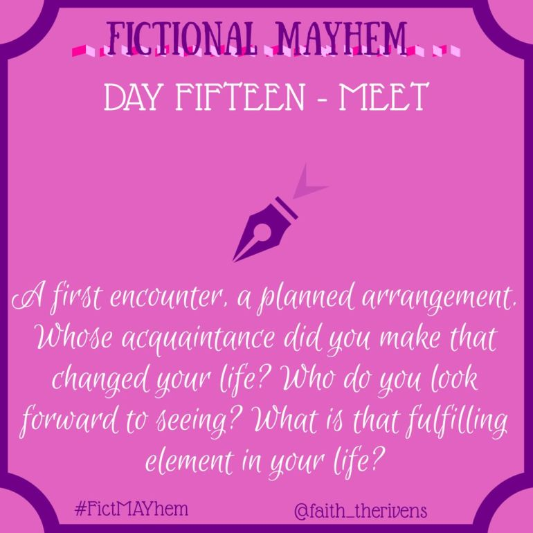 FictMAYhem Day 15