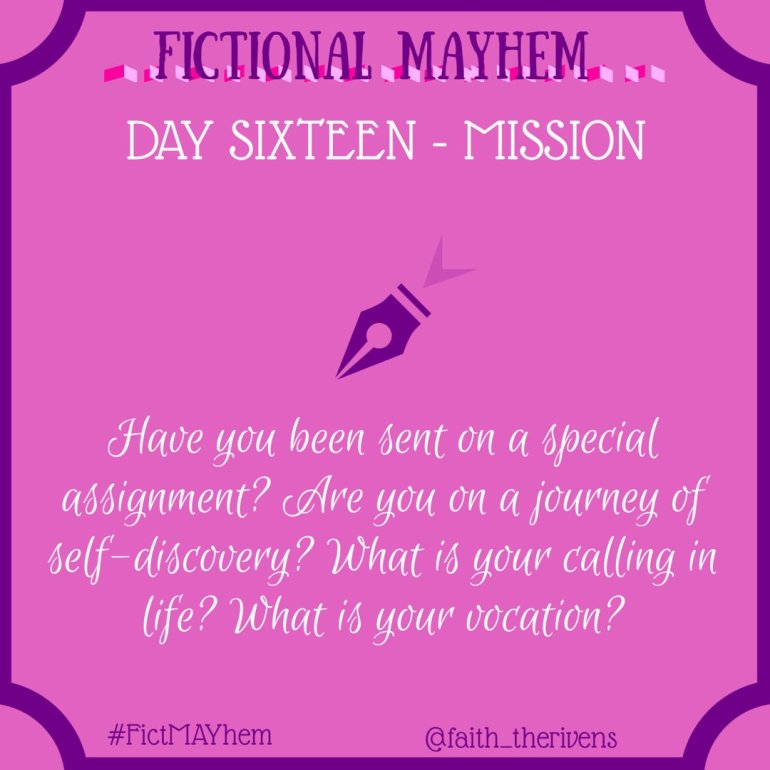 FictMAYhem Day 16