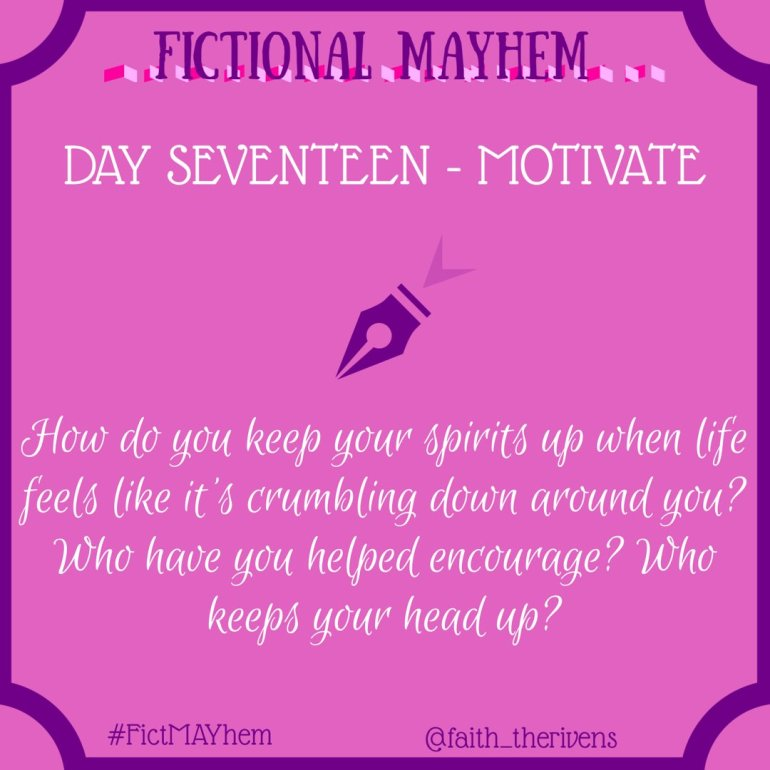 FictMAYhem Day 17