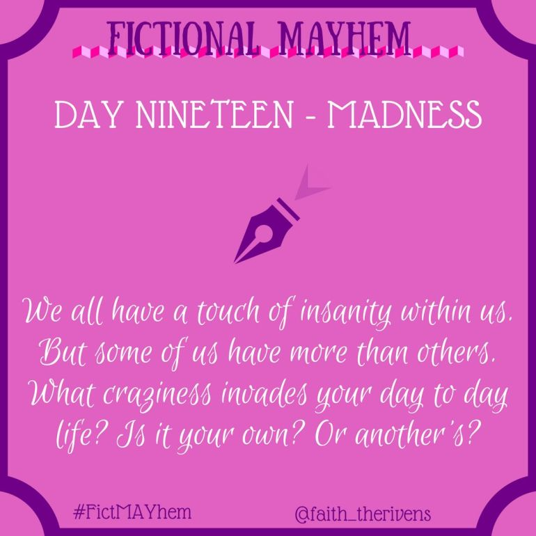 FictMAYhem Day 19