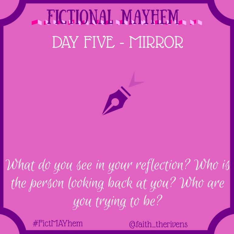 FictMAYhem Day 5