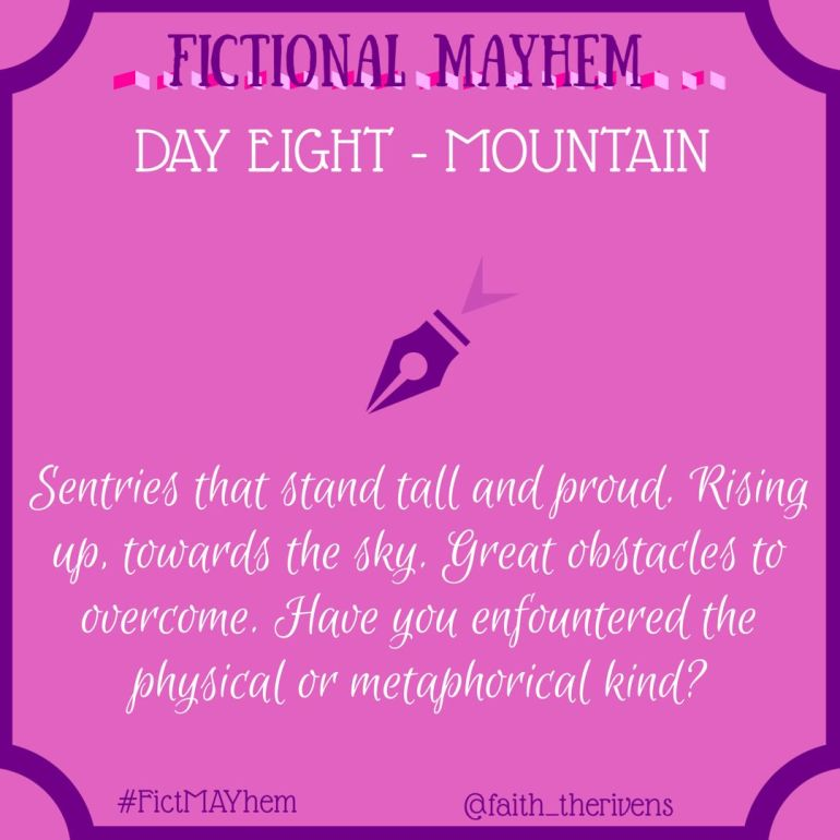 FictMAYhem Day 8