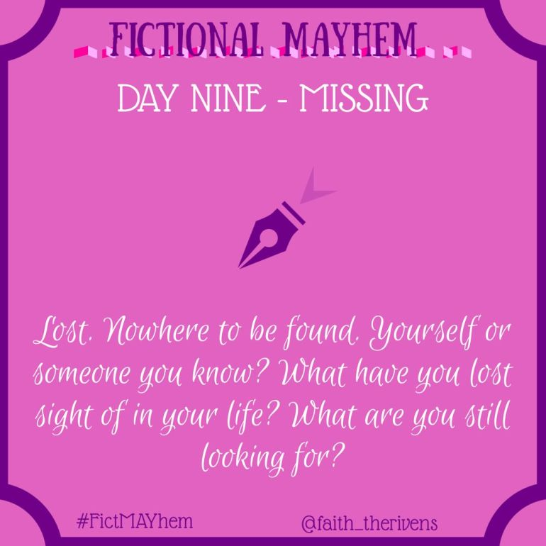 FictMAYhem Day 9