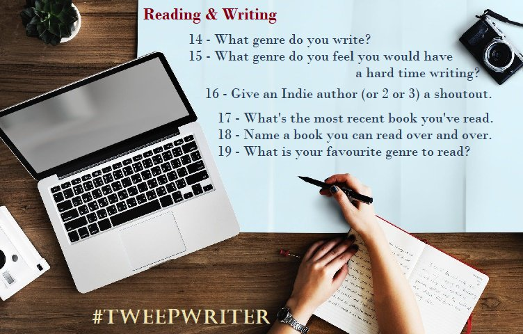 #TweepWriter - June 3