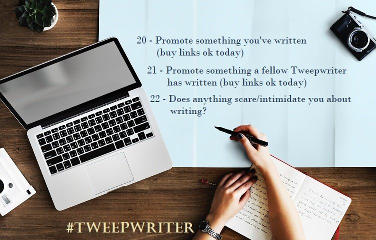 #TweepWriter - June 4