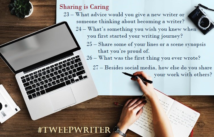 #TweepWriter - June 5